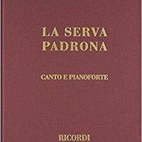 ''OFFLINE'' La Serva Padrona, Cloth, Italian Only: Vocal Score. custom retocar Range Inicio internet dynamic which certs