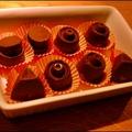 csokoládékrémes bon-bon