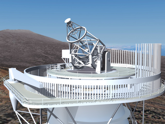 Európai teleszkóp fedezi fel a Nap titkait