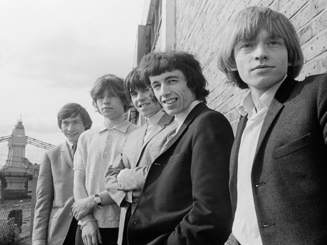 A Rolling Stones Michael Putland szemével