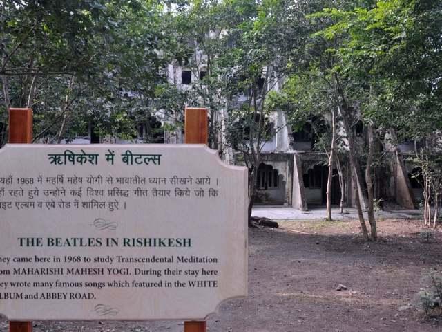 Újjászületik a Beatles asrámja a Gangesz partján