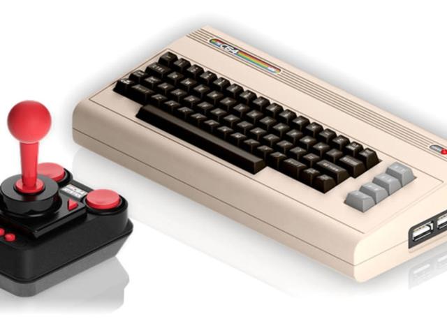 Commodore 64 Mini a nosztalgia jegyében