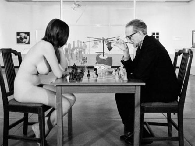 Marcel Duchamp, a sakk és az avantgárd