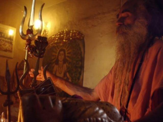 A római üzleti tanácsadó, aki hindu szent ember lett