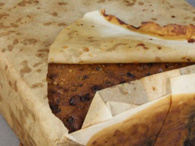 106 éves gyümölcsös sütemény