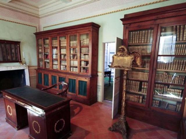 Napóleon könyvtára a sejk digitalizálásában