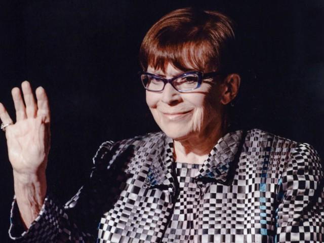 Franca Valeri, a nevetés nagy túlélője