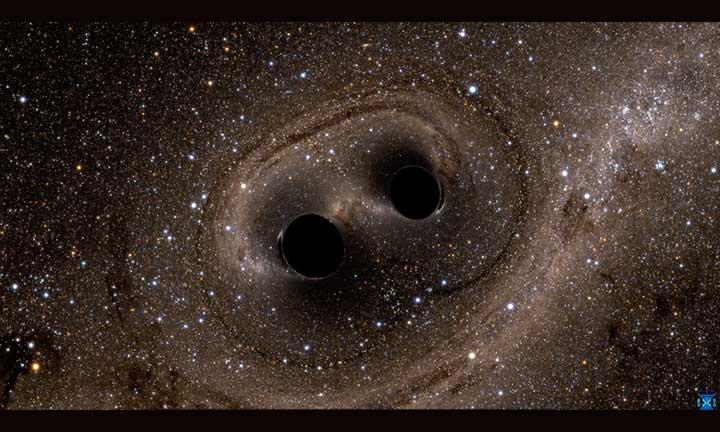 Gravitációs hullámok tényleg léteznek!