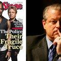 Al Gore a Rolling Stone magazinban!