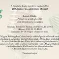 Könyvbemutató - Padisák Mihály: Félszáz év a mikrofon előtt