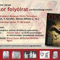 Könyvbemutató - Mindenkit szeretettel várunk!