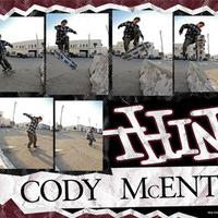 Cody Mcentire pack
