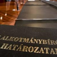 Az alkotmányjogi panaszok alkotmánybírósági vizsgálati hatásköre