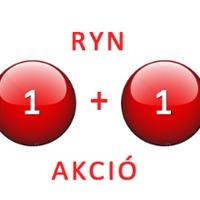 RYN 1 + 1 akció