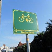 Veszprém - Balatonalmádi - Balatonfüred útvonal leírás