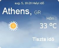 2010 görögország időjárás görögországi előrejelzés információ napi vihar időjárása felhő felhőtlen