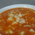 Tarhonya leves