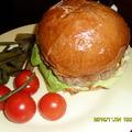Klasszikus hamburger
