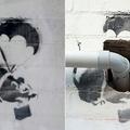 Most épp Ausztráliában sírnak Banksy