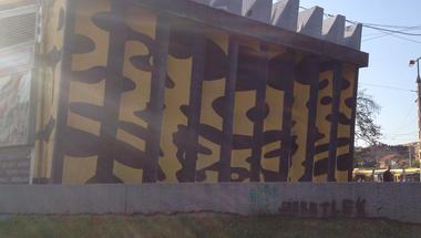"""""""Graffiti kicsit másképp"""""""