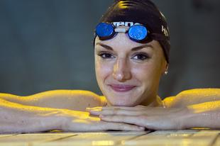 Ő Magyarország legsikeresebb úszónője