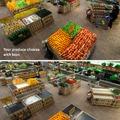 Milyen lenne egy szupermarket méhek nélkül?
