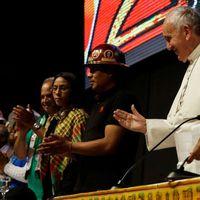 Ferenc pápa teljes bolíviai beszéde most először magyarul