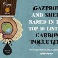 Kiderült, kik felelősek a klímaváltozásért:<br> a Gazprom és a Shell az első tízben
