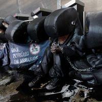Blokád alatt a brazil olajvállalat