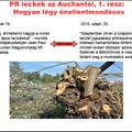 Dunakeszi-tőzegtavak 43 - tanítsd az önellentmondást