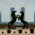 Kína Dubaja öt éve lakatlan