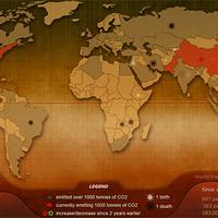 CO2 kibocsátás REAL TIME!
