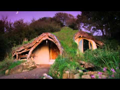 Magyar szinkronos videó a Hobbit-házról!