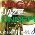 Koncert-ajánló: A Magyar Jazz Ünnepe