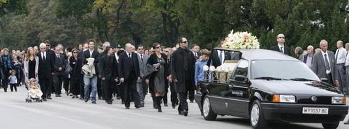 Joe Zawinul funeral