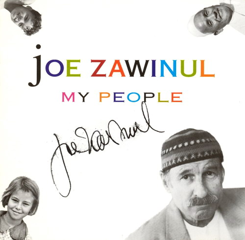 Joe Zawinul signature