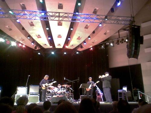 Mike Stern Band live