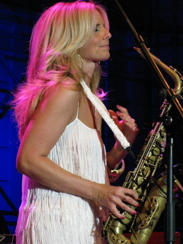Candy Dulfer Live