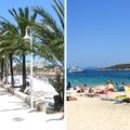 Bulihegyek, nudisták és angol tinik tömkelege - ez itt Mallorca déli része