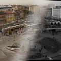 Lenyűgöző átváltozás: Egyetlen képen a Moszkva Tér közel 20 éve, valamint most