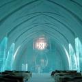 A legnagyobb jég-hotel a világon