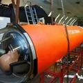 Folyékony oxigénnel hajtott egyszemélyes űrhajó