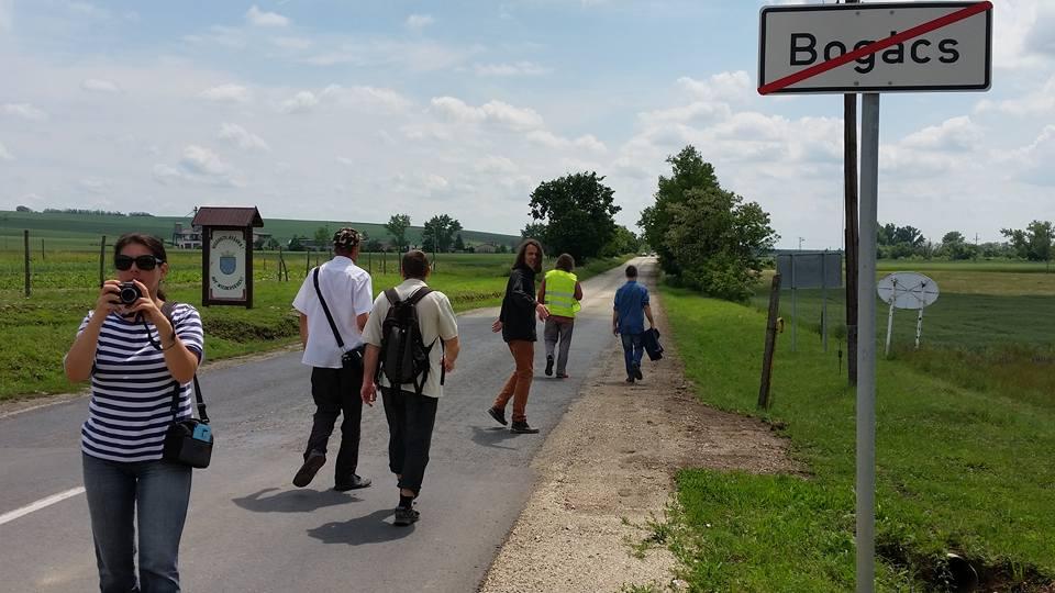 Bogácsi határ
