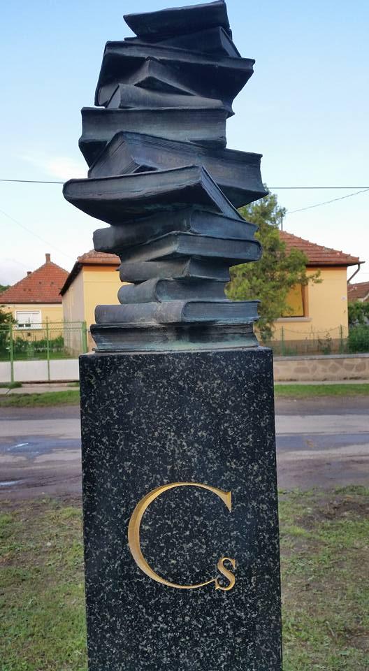 Cserépfalvi emlékoszlop