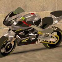 Motorok GTA Sanandreas mod