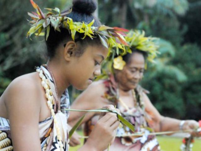 Bekukkantunk a Cook-szigetekre