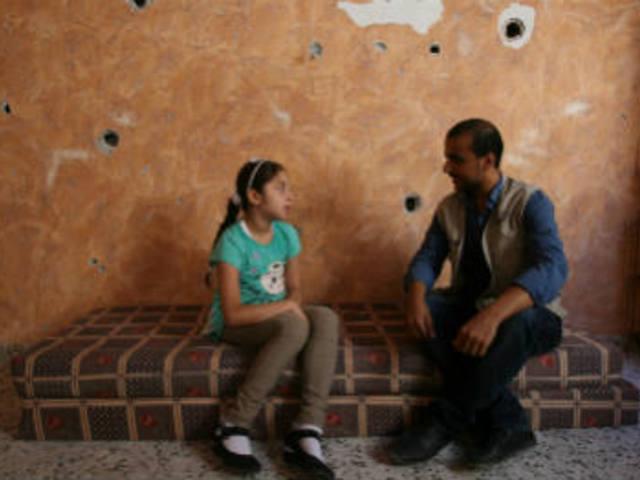 Gyereknap Palesztinában