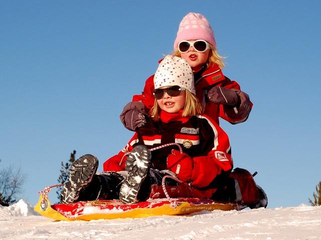 12 ötlet a téli olimpiához gyerekkel