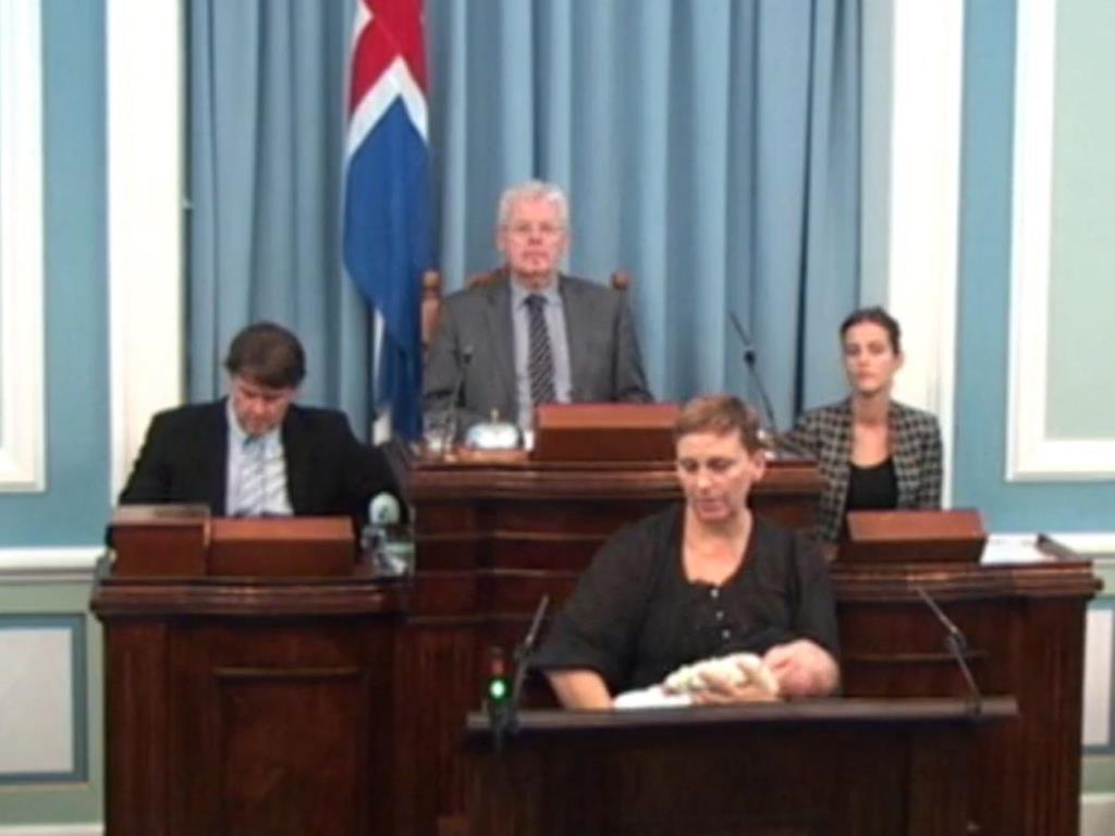 Babákkal a Parlamentbe