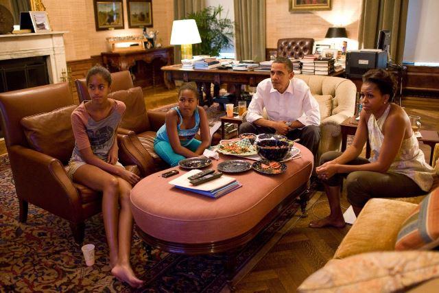 Gyerekek a Fehér Házban